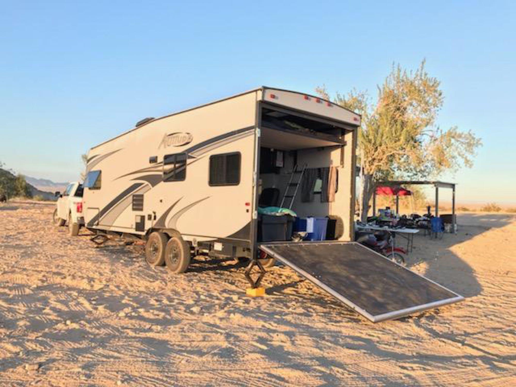Ocotillo. Eclipse Recreational Vehicles Attitude 2020