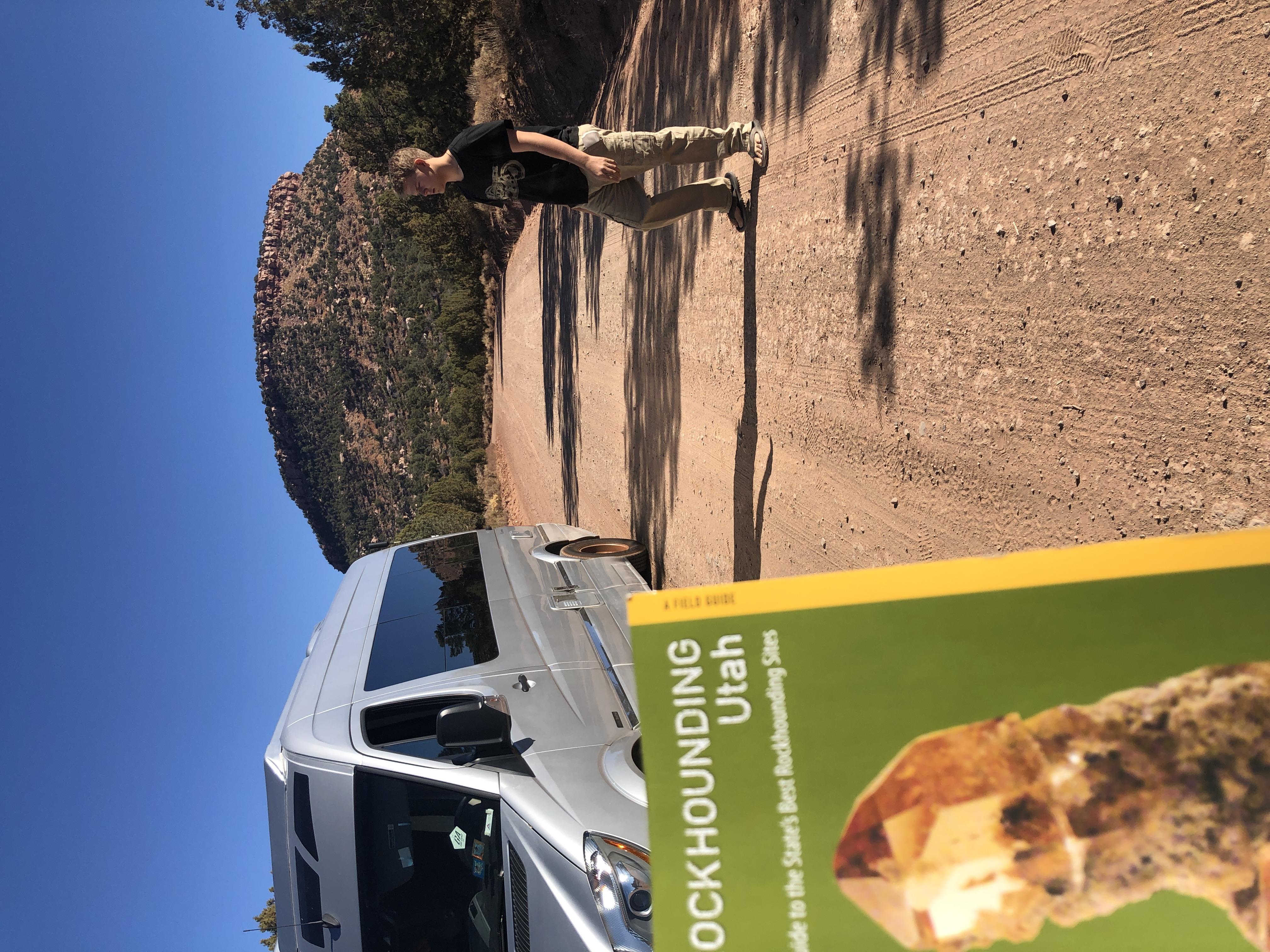 Find an adventure. Roadtrek Rs Adventurous 2017