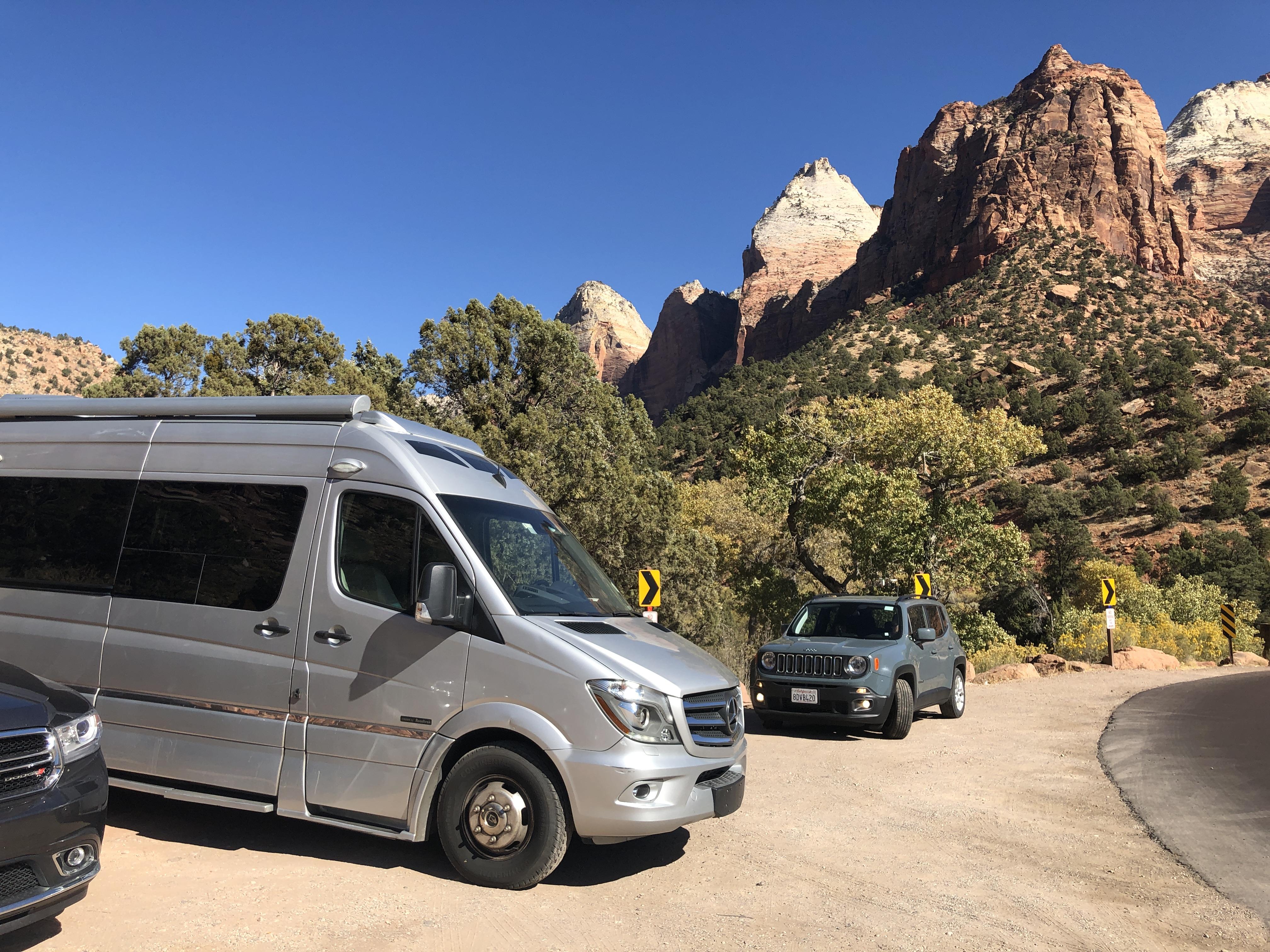 Great for National Parks. Roadtrek Rs Adventurous 2017
