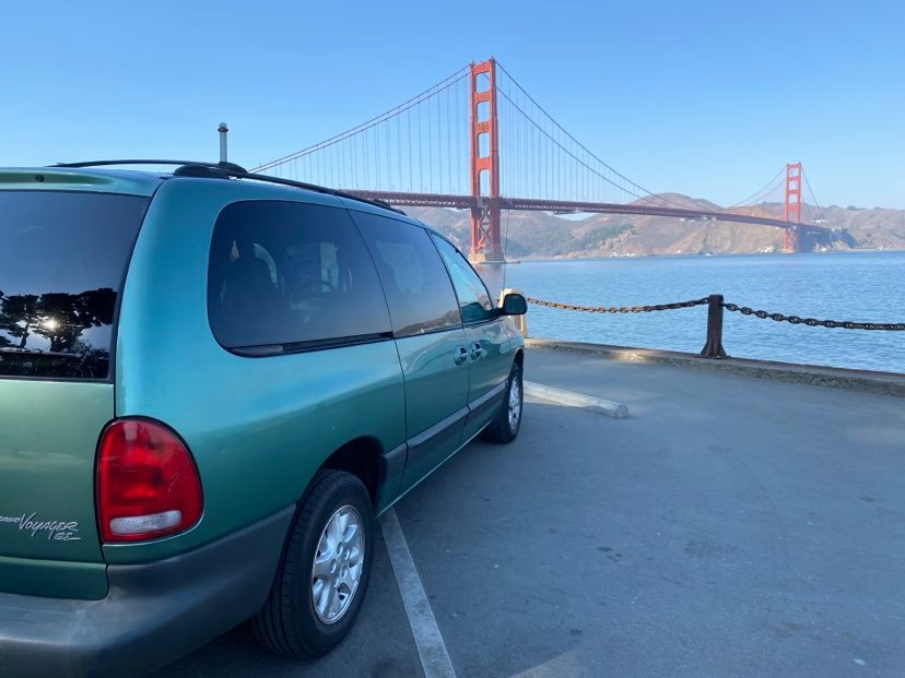 Plymouth Voyager 1999