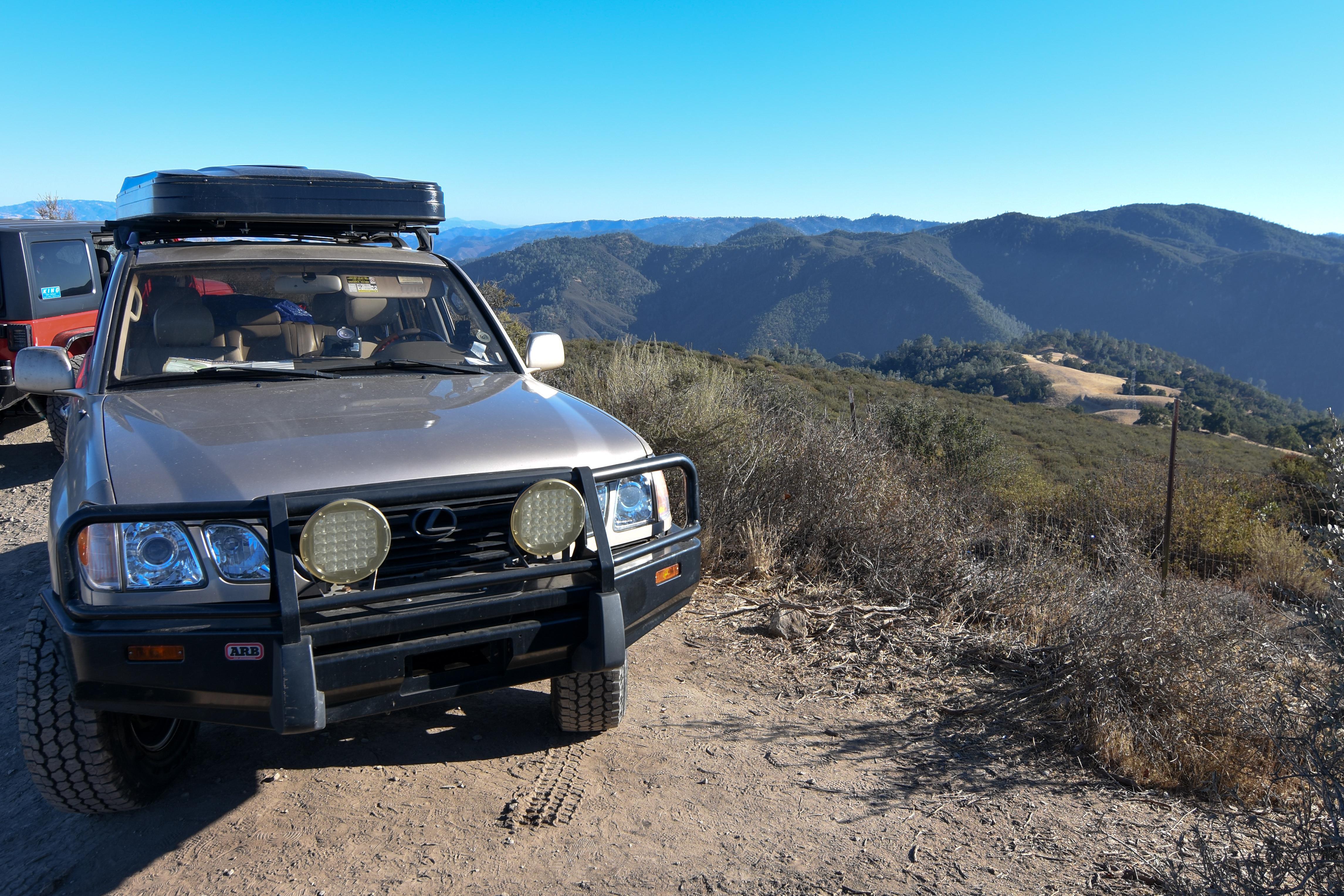Lexus LX470 2001