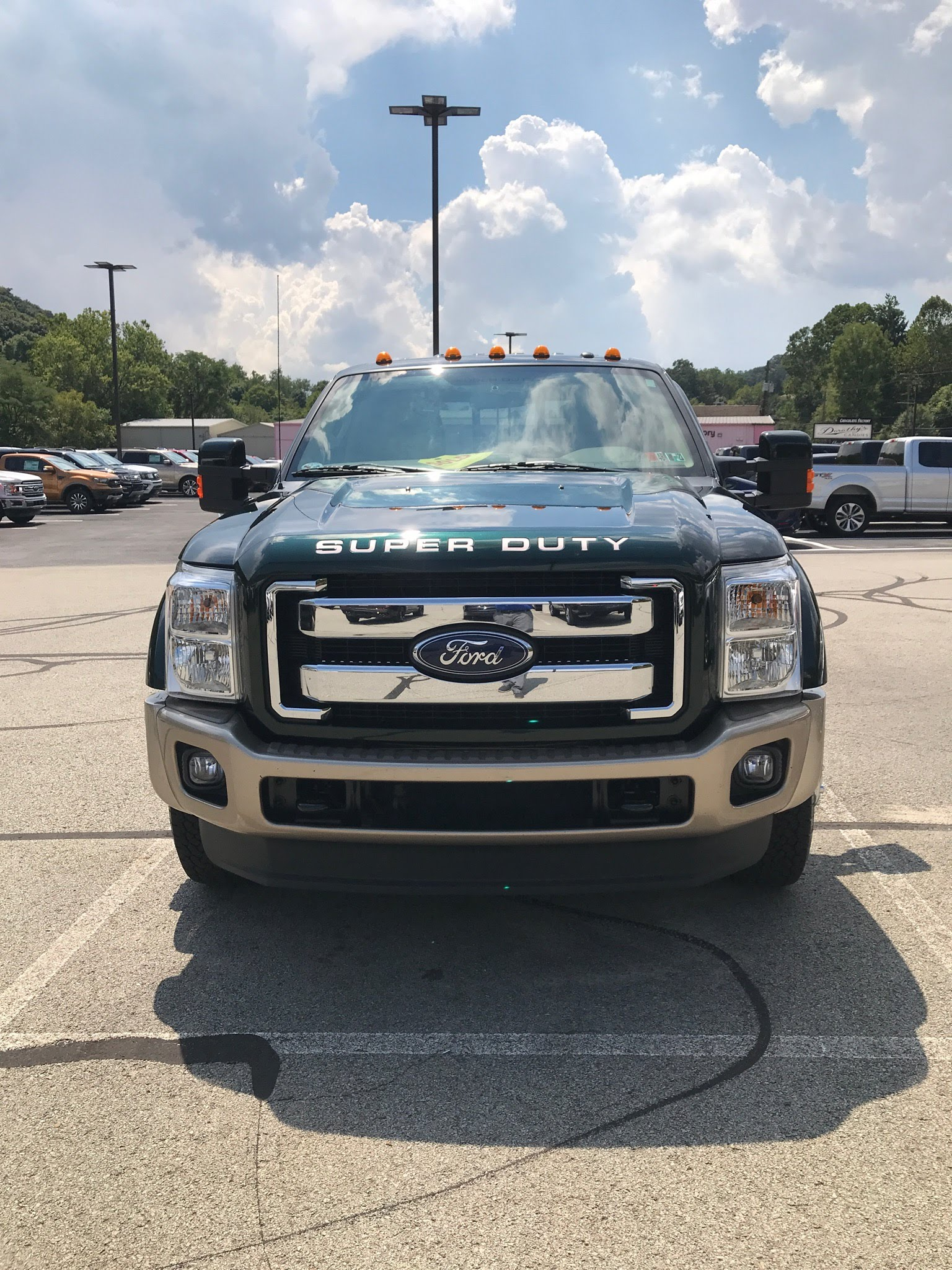 Ford F-450 2013
