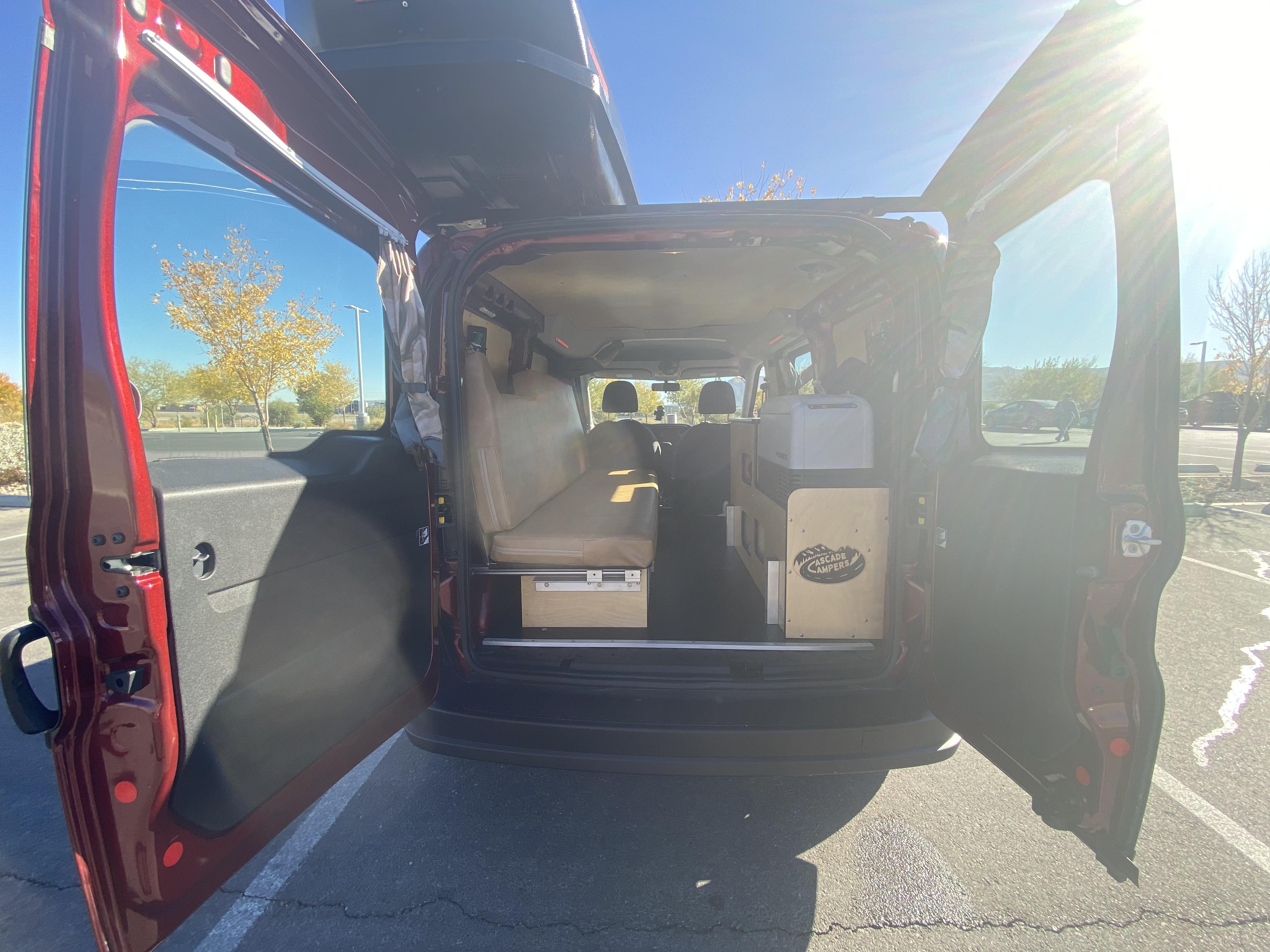 Dodge Promaster City / Cascade Camper 2018