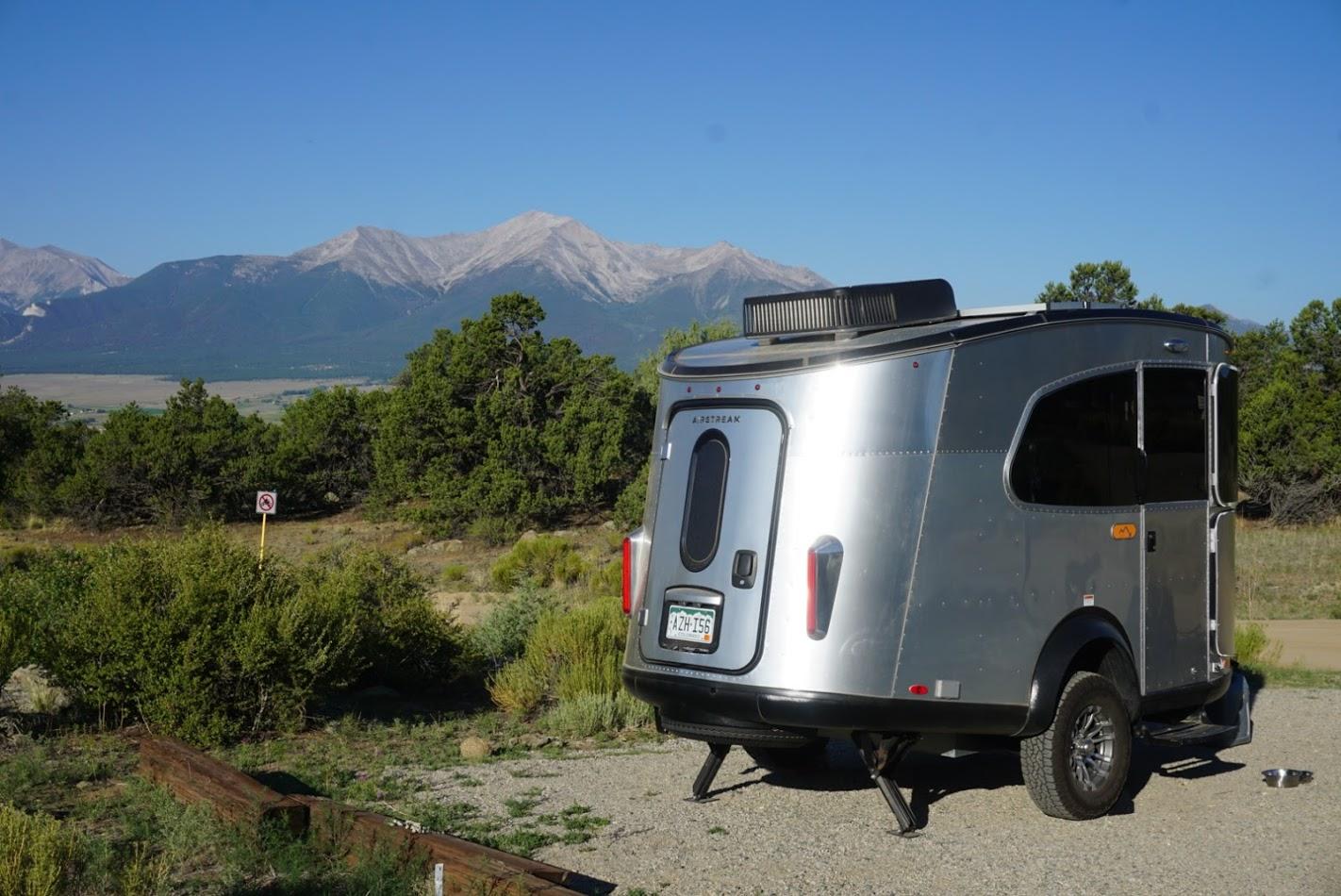 Airstream Base Camp 2020