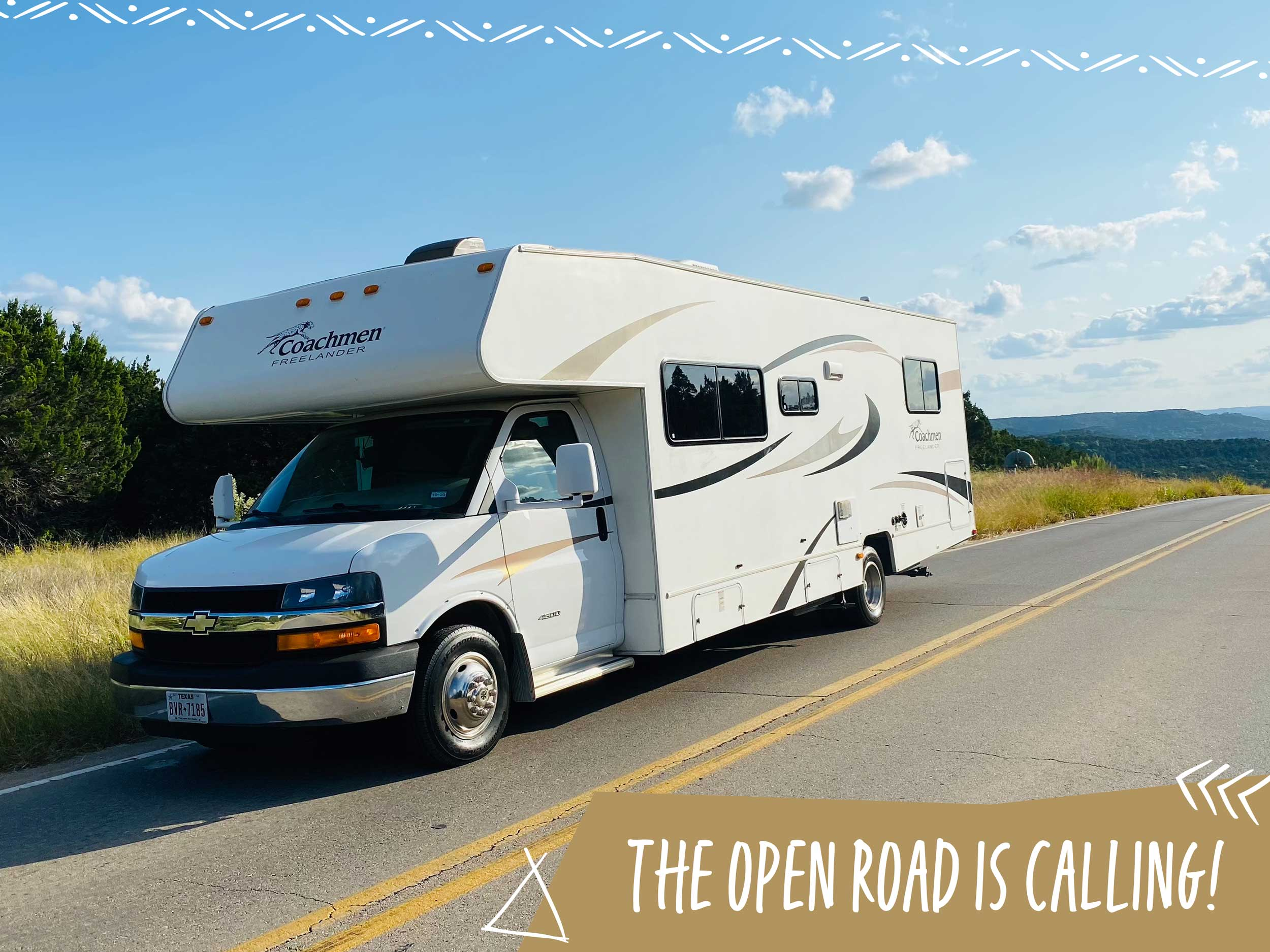 Stretch your legs and experience the open road like never before!. Coachmen Freelander 2013