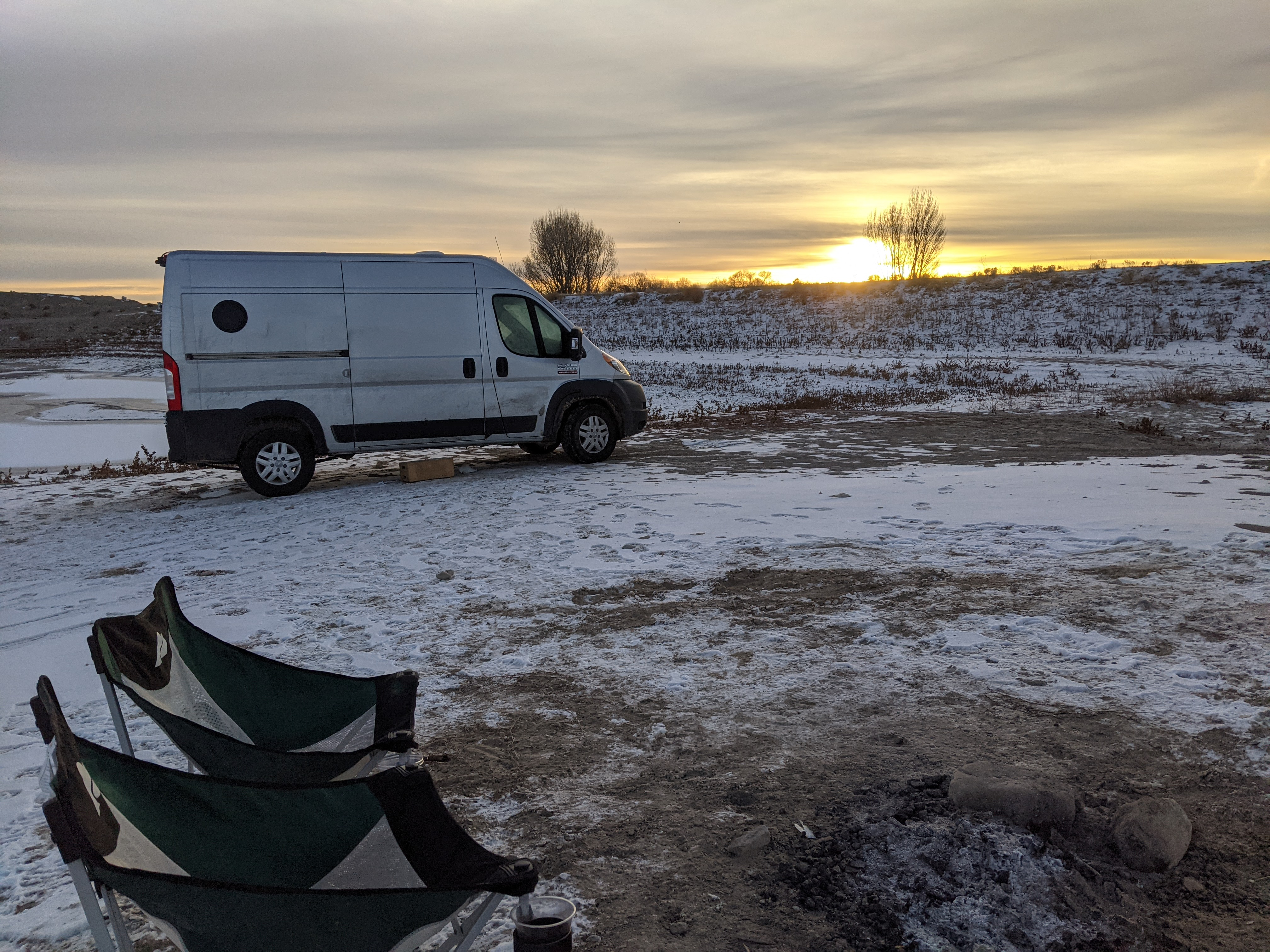 Ramsey is amazing in the summer, but he does well in the winter too. We have some extra addons for the winter time, please ask.. Dodge Ram Ram Promaster High Roof 2017