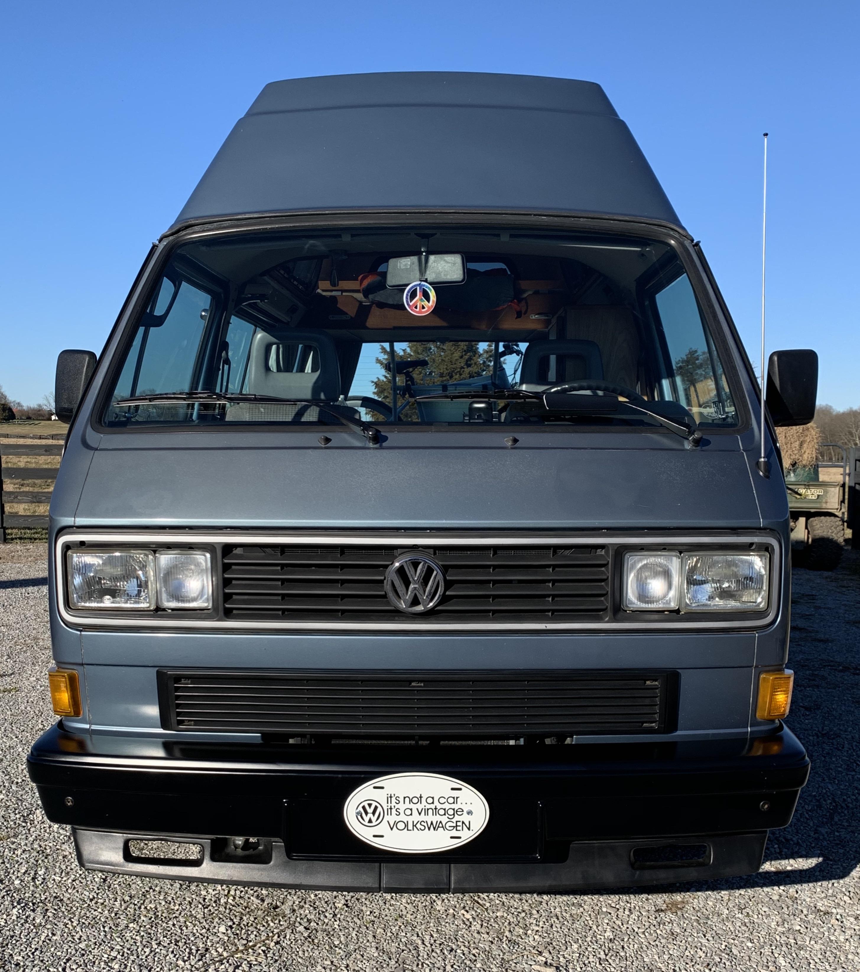 Volkswagen T3 Klassiker 1989