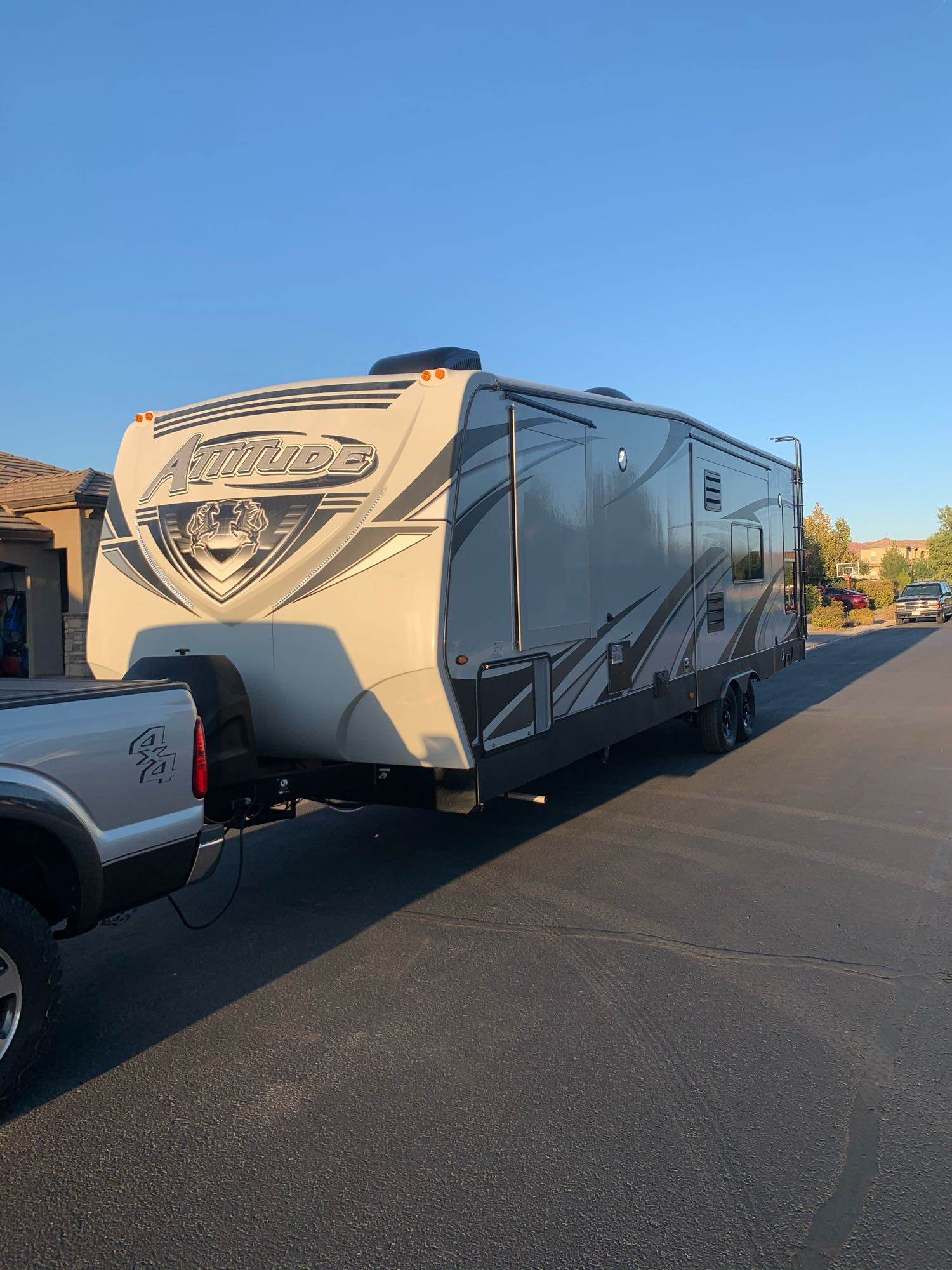 Eclipse Recreational Vehicles Attitude 2019