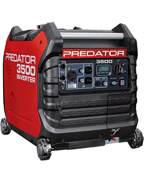 Predator 3500 Watt Quit Generator 2020