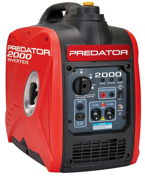 Predator Quit 2000 Watt Generator 2021
