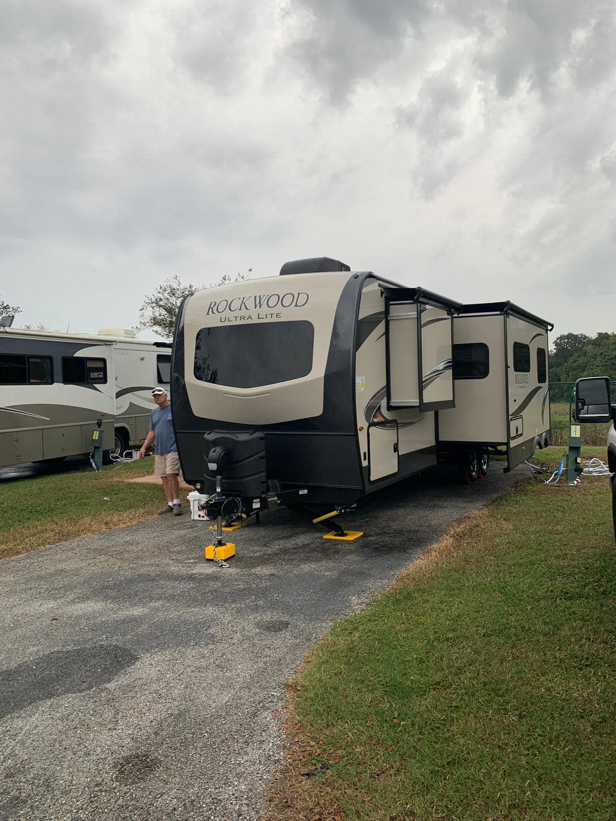 Forest River Rockwood Ultra Lite 2020