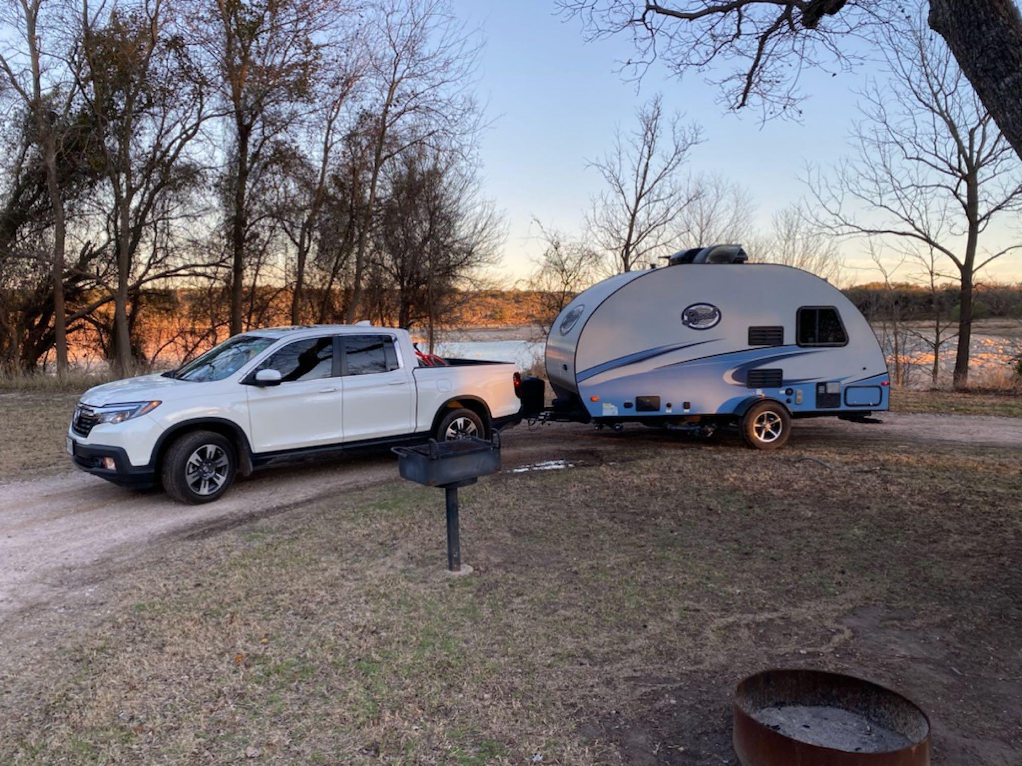 Perfect setup!. Forest River R-Pod 172 2018