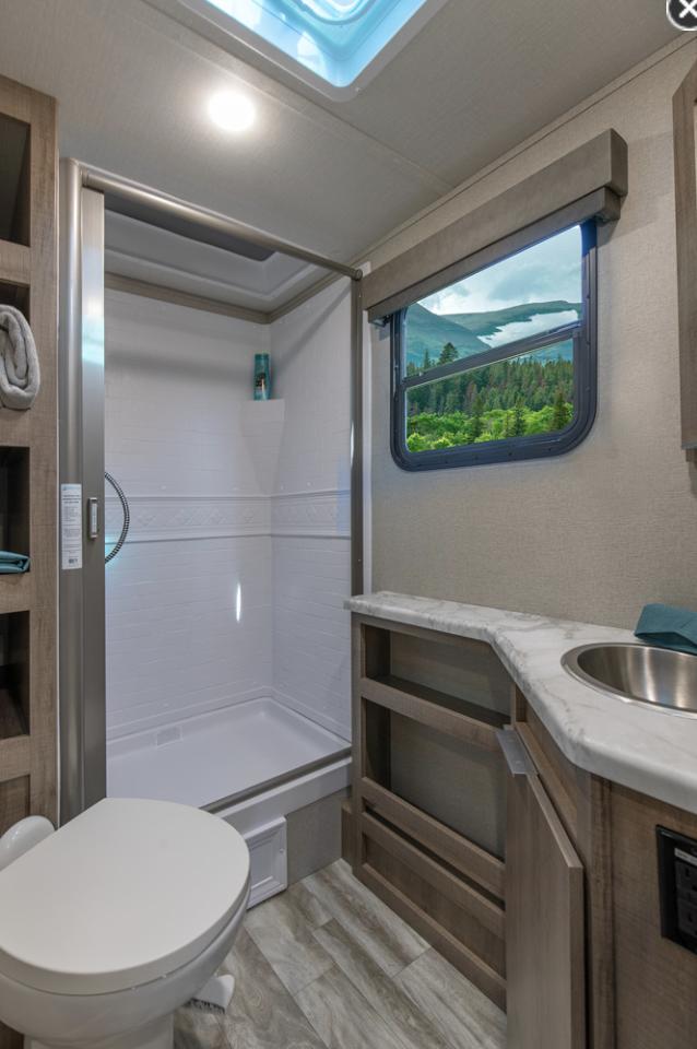 Porcelain toilet!. Grand Design Other 2021