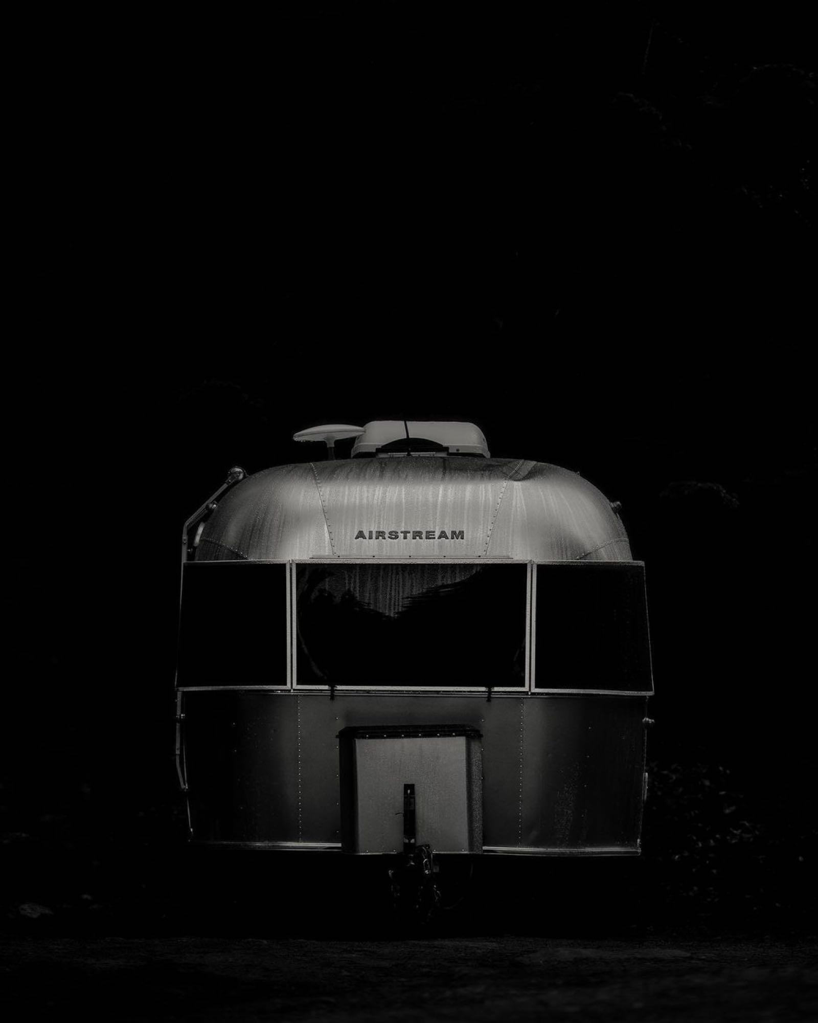 cover photo. Airstream Globetrotter 2020