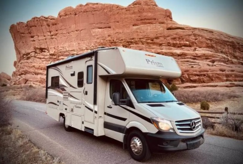 Practical and Easy to Drive. Mercedes-Coachmen Prism 2016