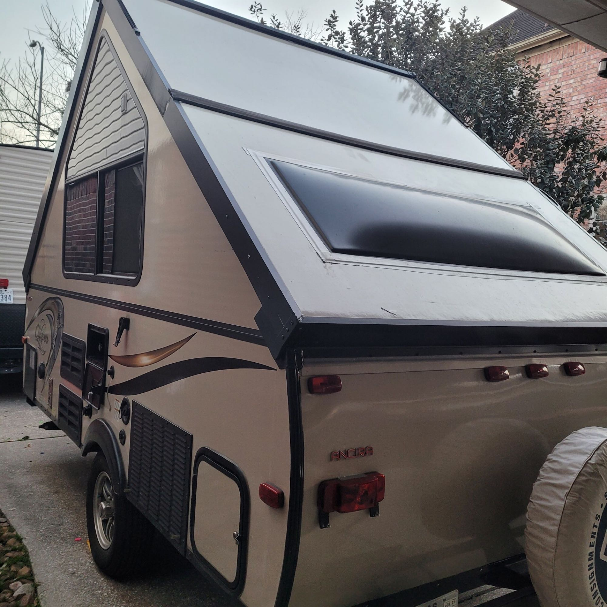 Coachmen Clipper 2015