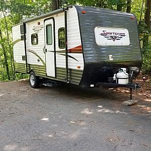 Cheap RV Rental Ludington, MI   Outdoorsy