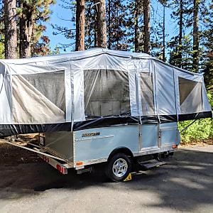Pop Up Camper Rental Sacramento, CA   Outdoorsy