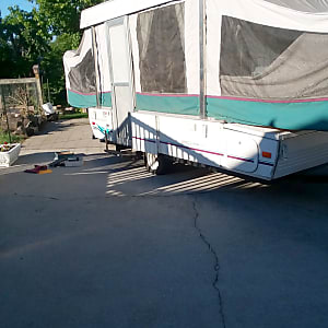 Pop Up Camper Rental Asheville, NC | Outdoorsy