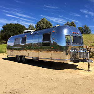 Airstream RV Rental Santa Maria, CA | Outdoorsy
