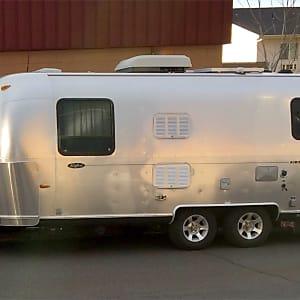 Airstream RV Rental Frisco, TX | Outdoorsy