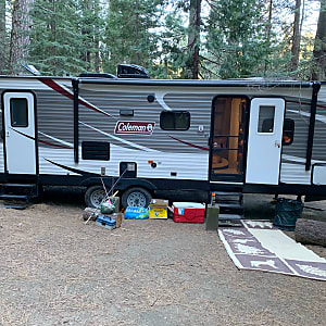 Travel Trailer Rental Placerville, CA | Outdoorsy