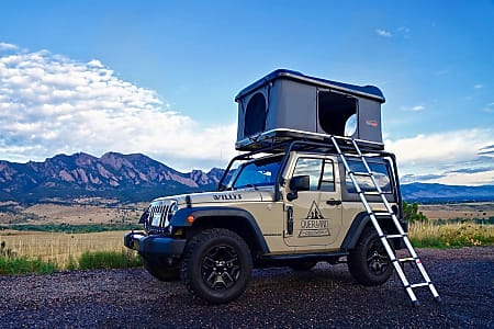 Book Now! Campervan and Jeep Camper Rentals — Overland Discovery®