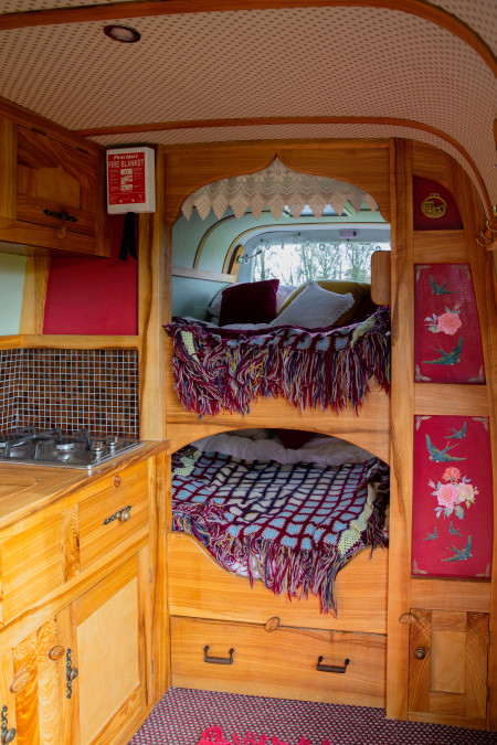 Romas full size double bunk beds