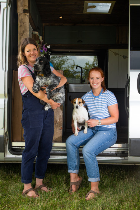 Meet the owners and their dogs