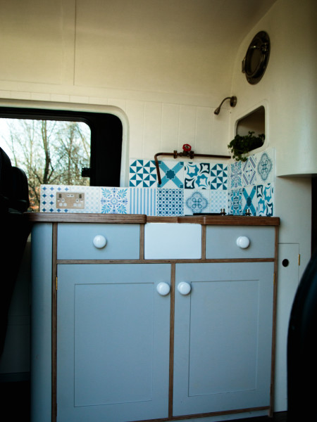 Orla's kitchenette