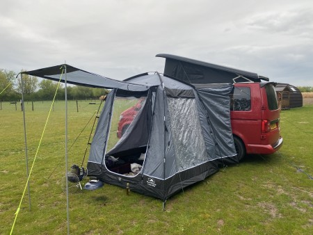Drive Away Awning Small Open
