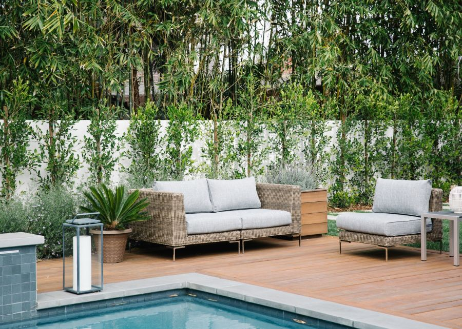 Enjoyable Outer The Perfect Outdoor Sofa Is Now Within Reach Home Interior And Landscaping Ologienasavecom