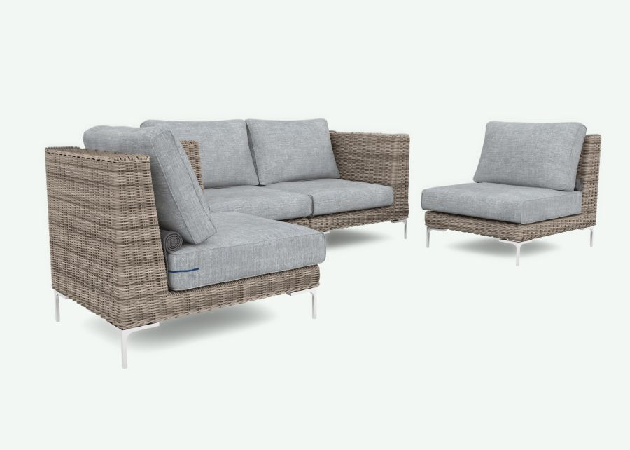 Outer | The perfect outdoor sofa is now within reach.