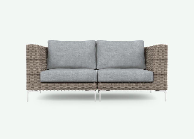 Outer | The most comfortable, durable outdoor sofa.