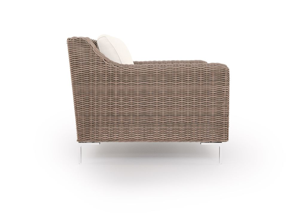 Wicker Outdoor Armchair