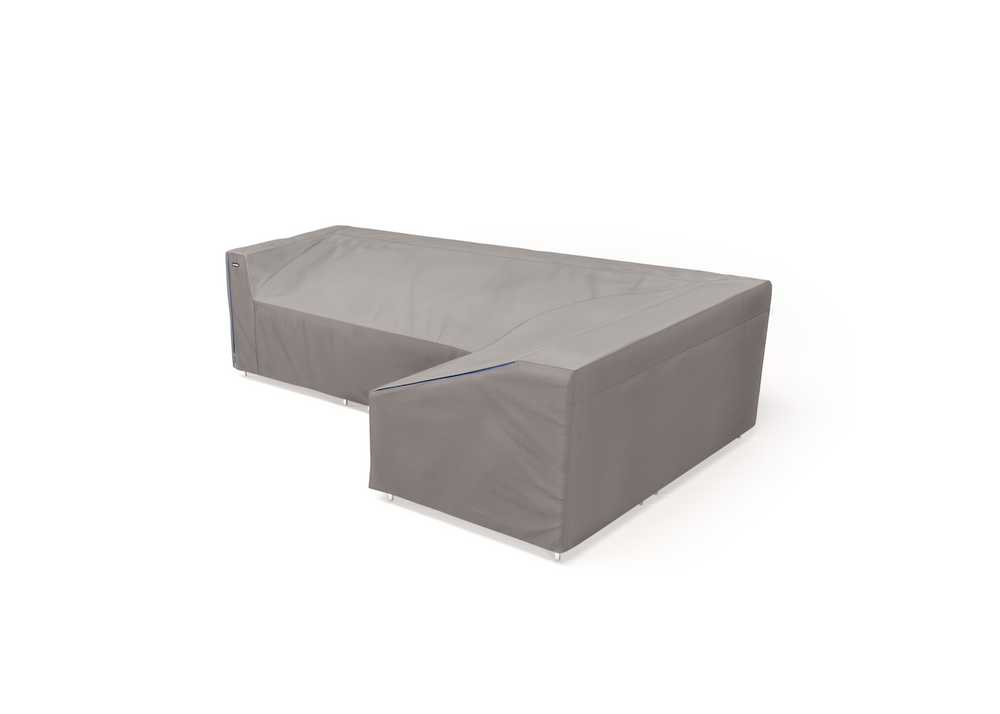 Cover for Wicker L Sectional - 4 Seat - Left