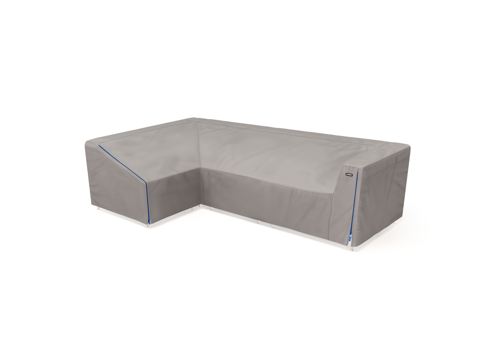 Cover for Wicker L Sectional - 4 Seat - Right