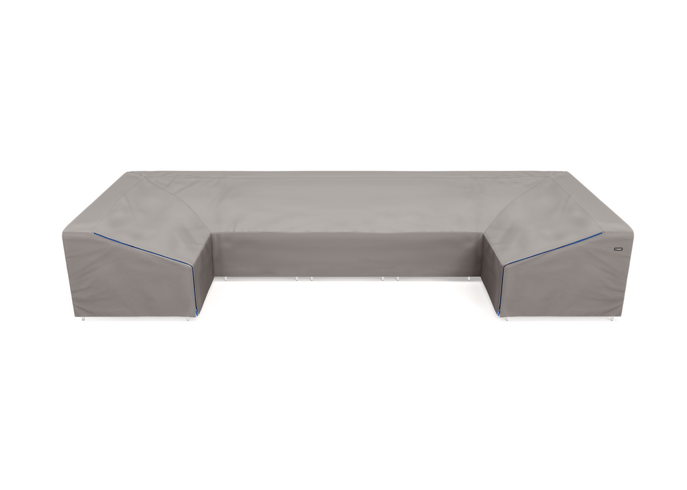 Cover for Wicker U Sectional - 7 Seat