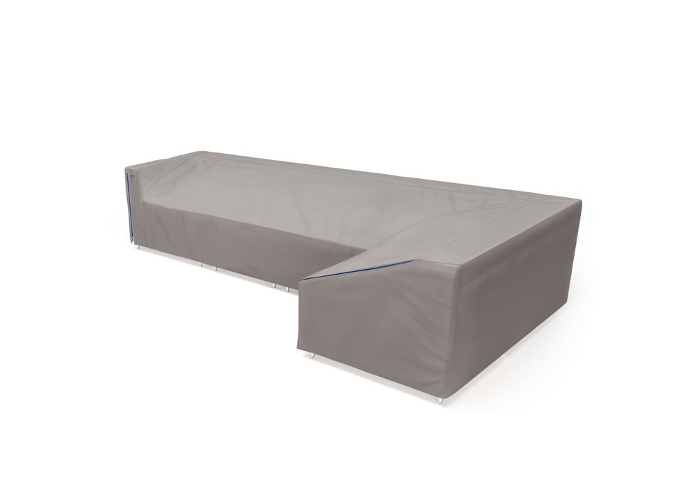 Cover for Wicker L Sectional - 5 Seat - Left
