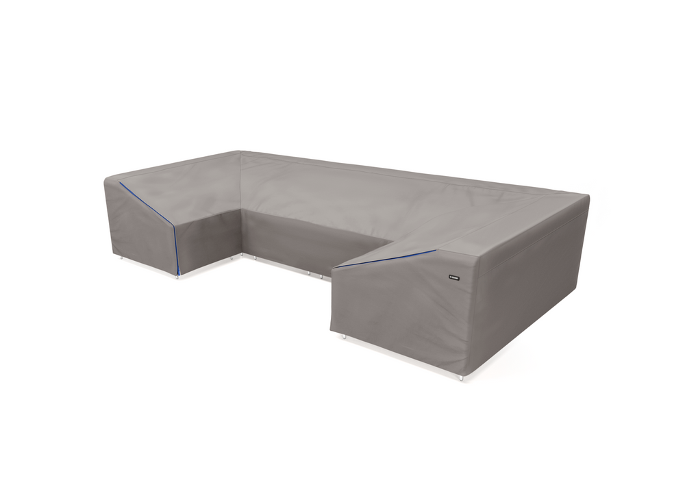 Cover for Wicker U Sectional - 6 Seat