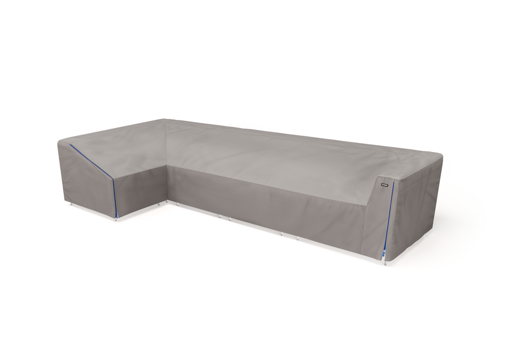 Cover for Wicker L Sectional - 5 Seat - Right