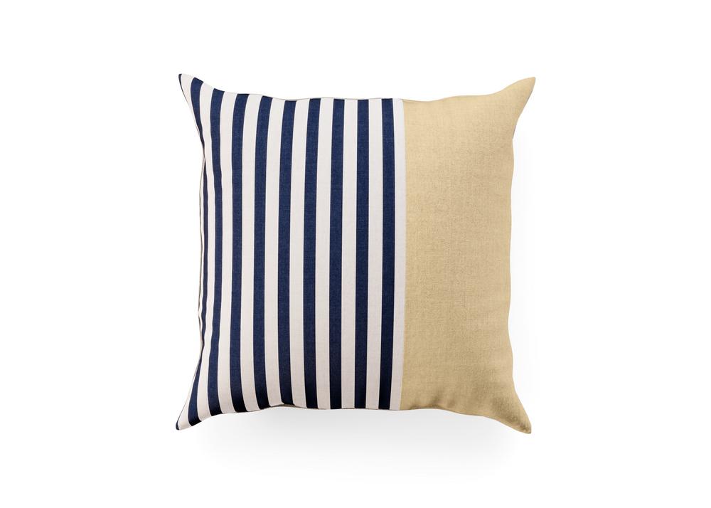 Outdoor Throw Pillow - Sand Left