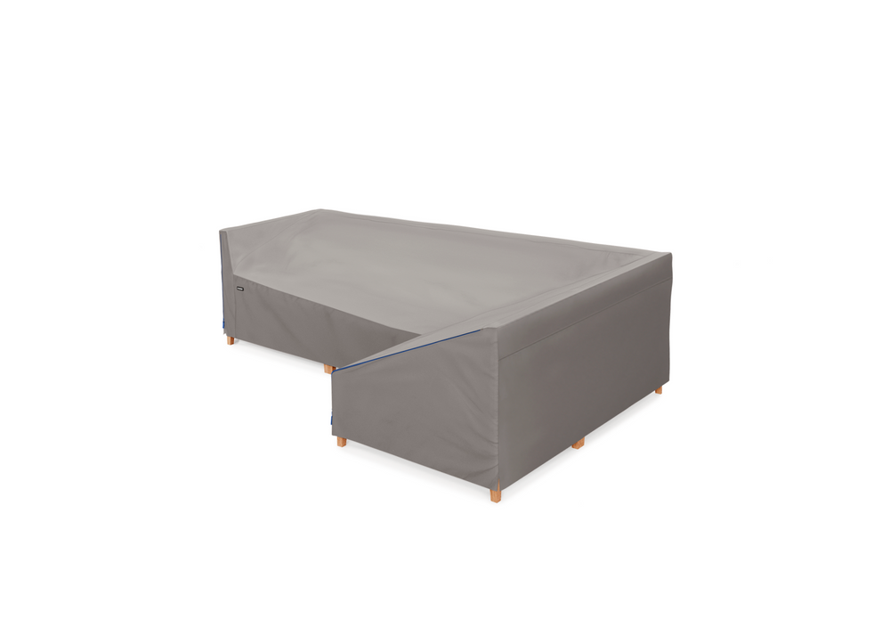 Cover for Teak L Sectional - 4 Seat - Left