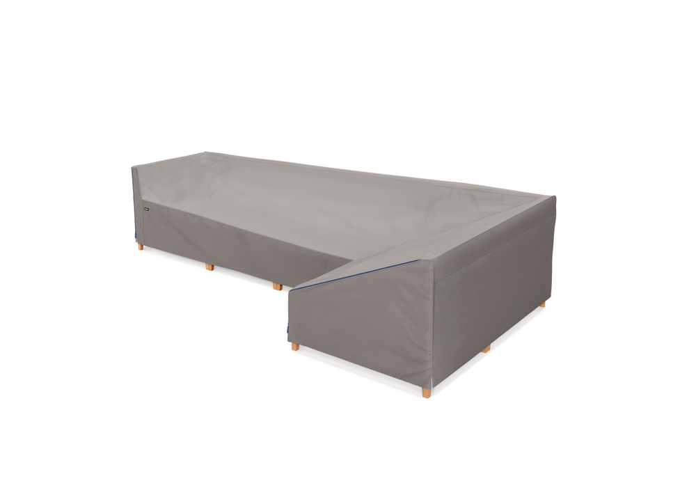 Cover for Teak L Sectional - 5 Seat - Left