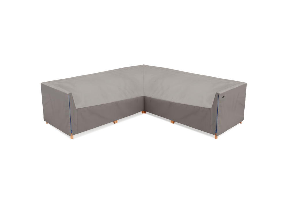 Cover for Teak Corner Sectional - 5 Seat