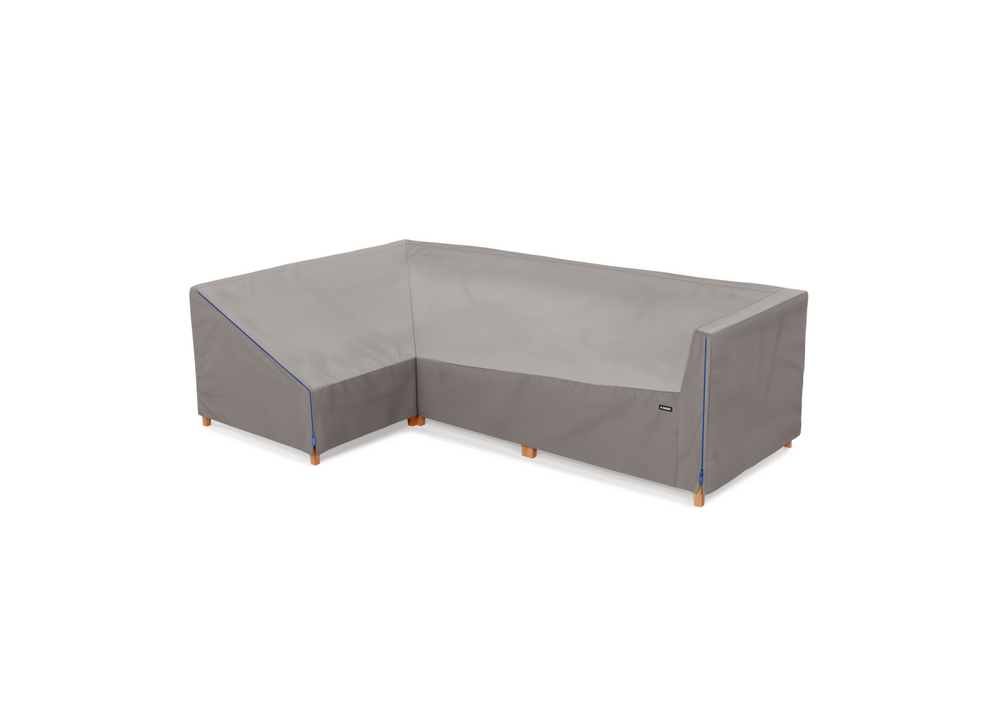 Cover for Teak L Sectional - 4 Seat - Right