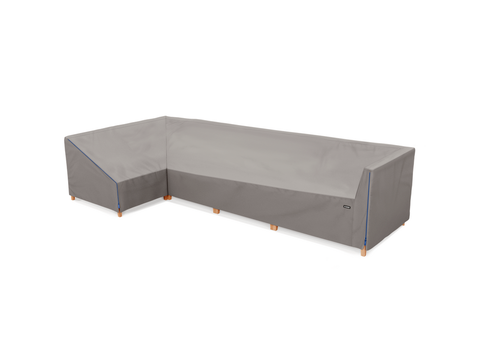 Cover for Teak L Sectional - 5 Seat - Right