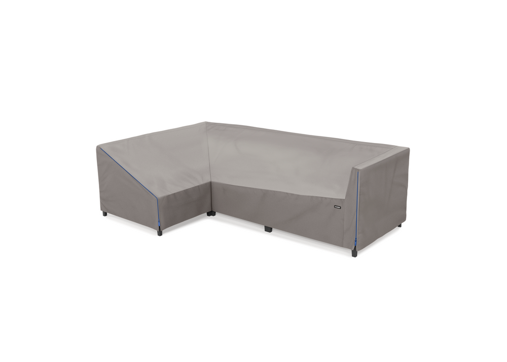 Cover for Aluminium L Sectional - 4 Seat - Right