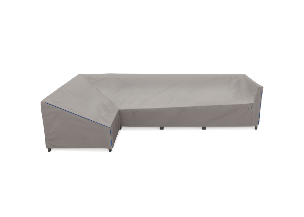 Cover for Aluminium L Sectional - 5 Seat - Right