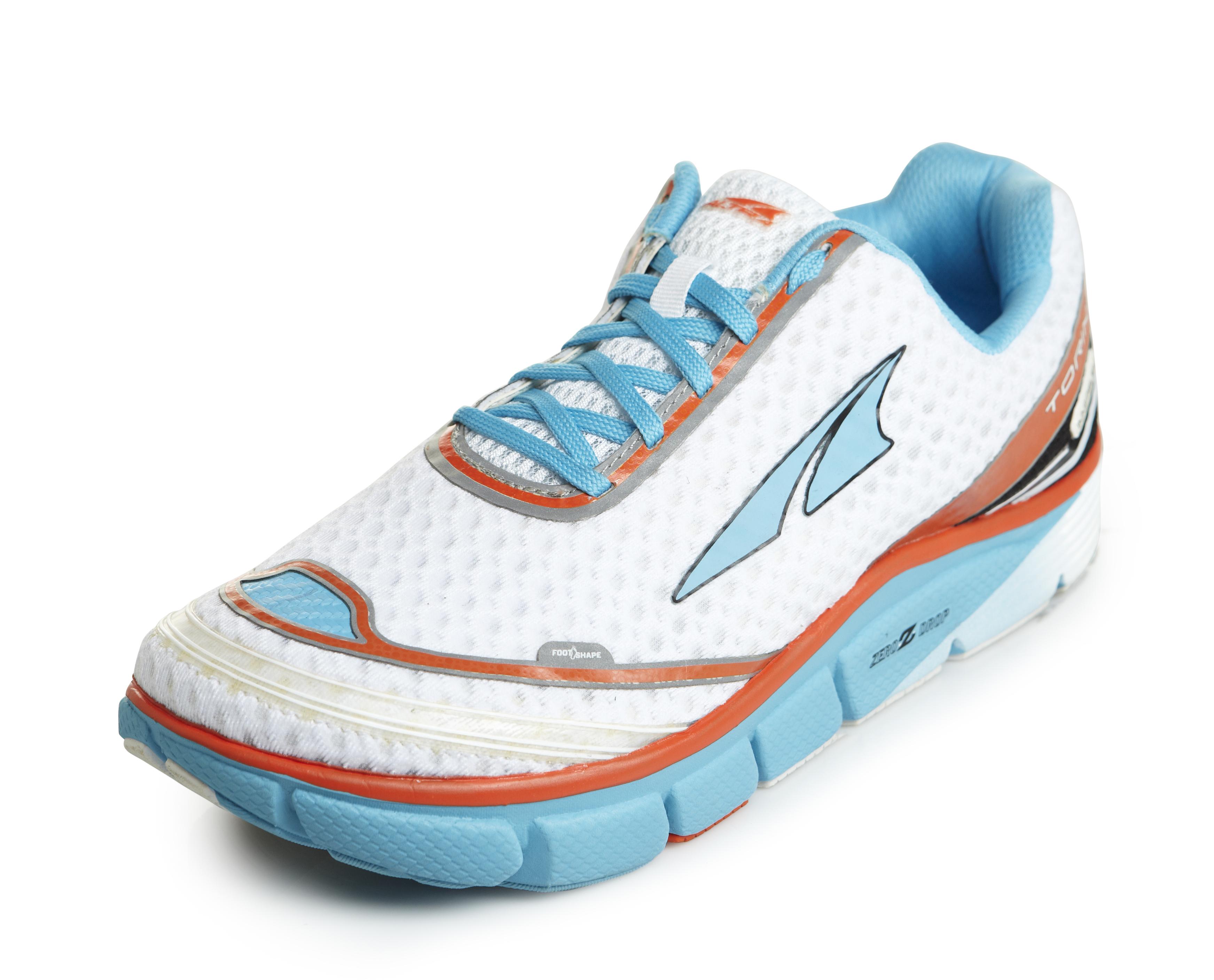 Altra All White Shoe